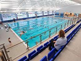 Amman Valley Leisure Centre in Ammanford