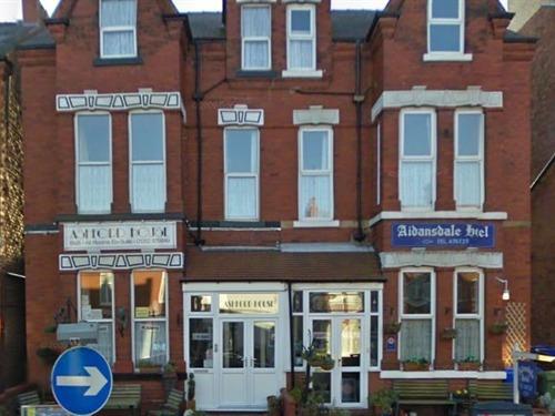 Aidansdale Hotel, Bridlington, East Yorkshire