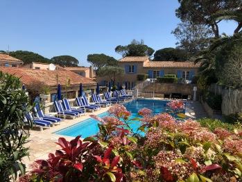 Hôtel Jas Neuf - piscine