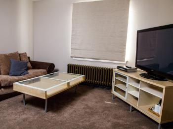 Apartment with Double and Twin Room