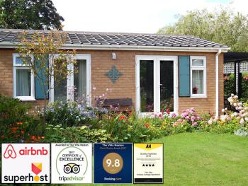 The Villa Holiday Cottage Apartment Neston Wirral Cheshire -