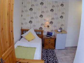 Einzelzimmer-Komfort-Ensuite Dusche-Balkon