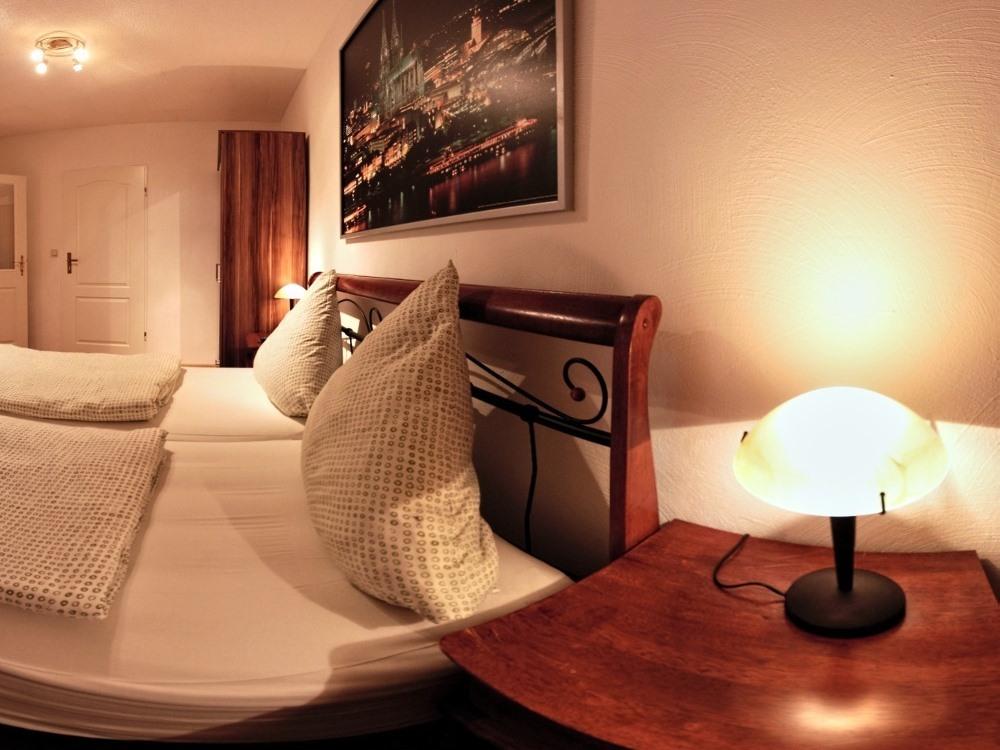 Doppelzimmer-Komfort-Ensuite