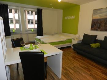Apartment-Ensuite Dusche
