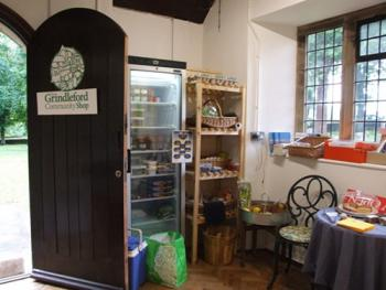 Grindleford Community Shop