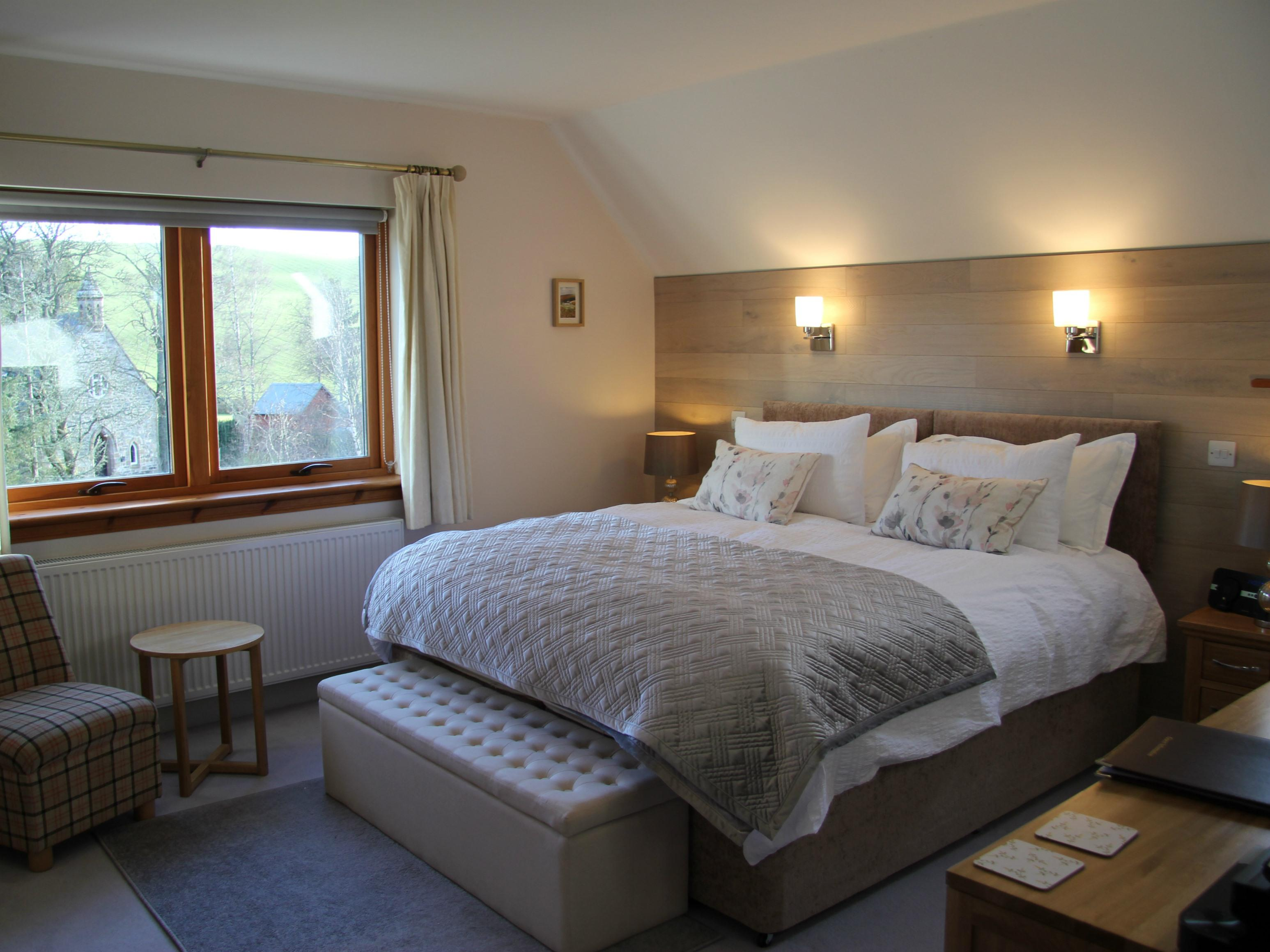 Double room-Ensuite-Room 3 - Capercaillie