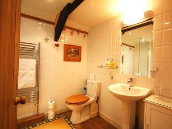 Private ensuite shower room