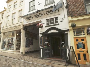 The White Horse & Griffin -