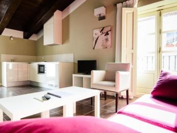 Apartamento-Superior-Baño con ducha-Balcón