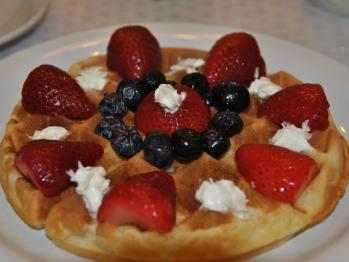 Independence Waffle