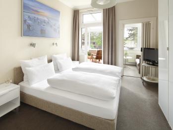 Doppelzimmer-Komfort-Eigenes Badezimmer-Balkon