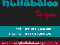HullabalooTo You