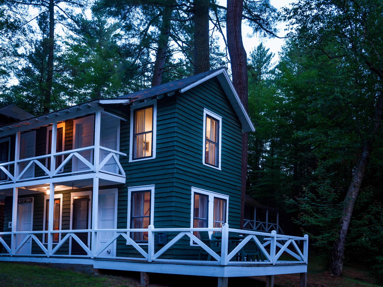 Kirkwood  Cabin -- Pond View