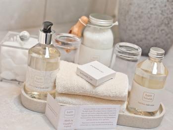 Luxury bath products