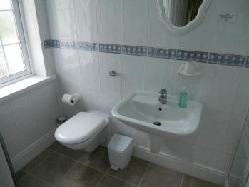 Sweetbriar bathroom