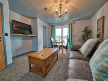 Tegid Lakeside Suite - lounge