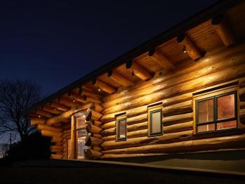 Ulex-Log Cabin-Luxury-Ensuite-Sea View - Ulex-Log Cabin-Luxury-Ensuite-Sea View
