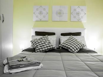 Matrimoniale-Comfort-Bagno in camera con doccia-Vista giardino