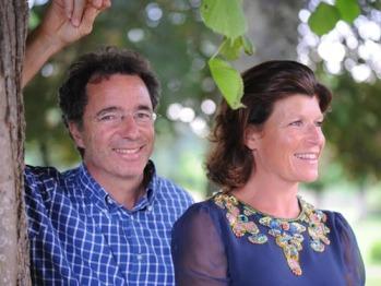 Arnaud et Frédérique Tourtoulou