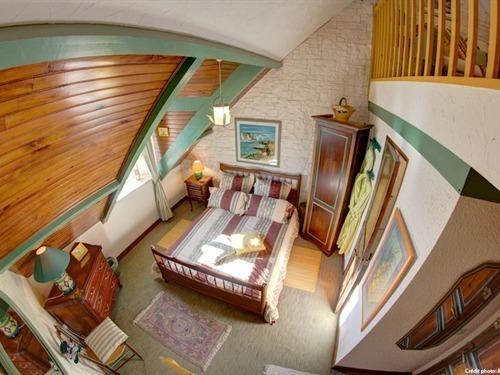 Double Classique Chambre Verte