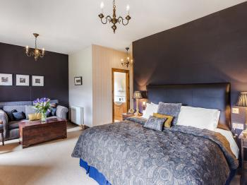 Deluxe Double En-suite (within Alladale Lodge)