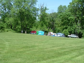 Group Tent Site T45