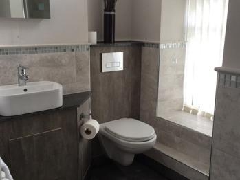 Upgraded En suite bathrooms