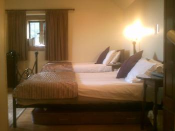Family room-Ensuite-2 Adults 2 Children - Base Rate