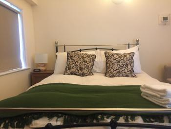 Double room-Standard-Ensuite with Shower-Terrace-Room 3