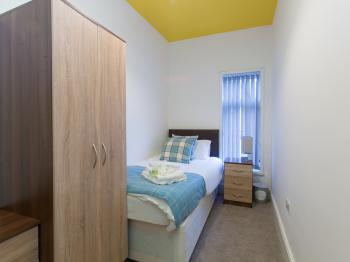 Town House @ West Avenue - Single Room