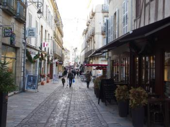 Quartier historique rue musette