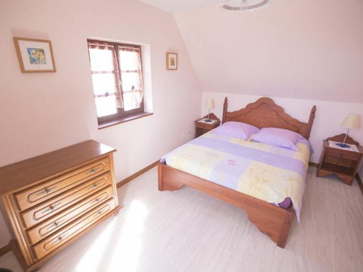 Gîte-Premium-Hansi-4 pièces-Salle de bain privée séparée-Vue sur Jardin - Tarif de base