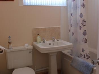 Private Bathroom for Single room.
