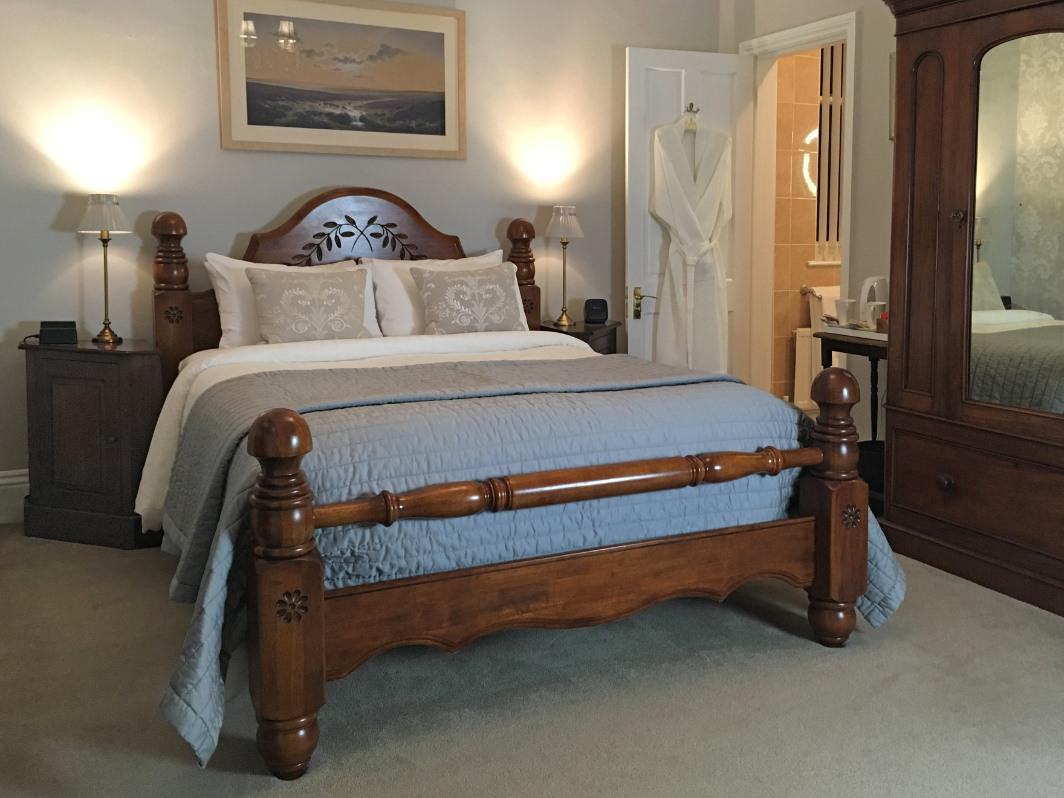 Double room-Ensuite-Countisbury – Romantic - Base Rate