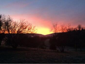 Lovely sunsets!