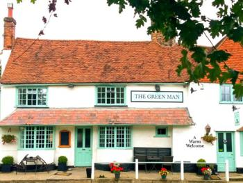 The Cottage @ the green man -