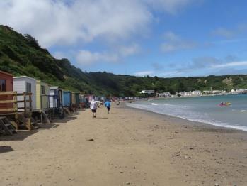 Nefyn Beach - Summer