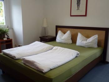Doppelzimmer-Exklusiv-Ensuite Dusche-Gartenblick-Schloss 301