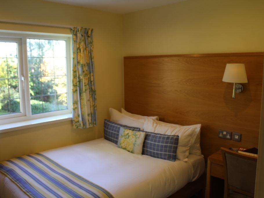 Cosy Double with ensuite wet room