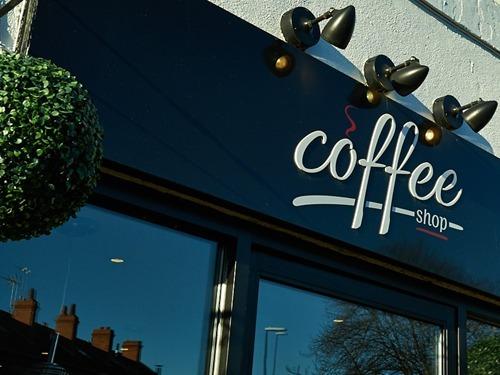 Adjoining Coffee Shop