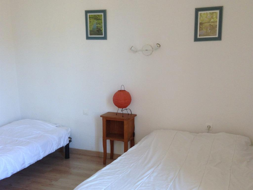Appartement-Standard-Salle de bain privée séparée