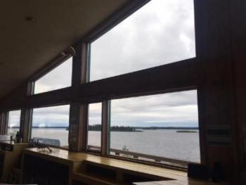 Lodge Bar Lake View