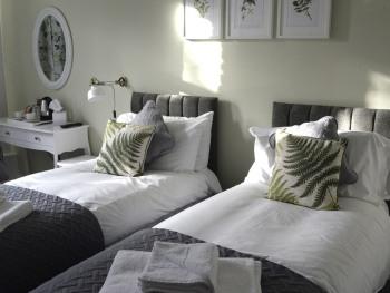 Twin or double en-suite