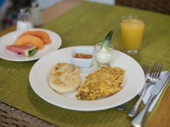 Desayuno Casa Verde