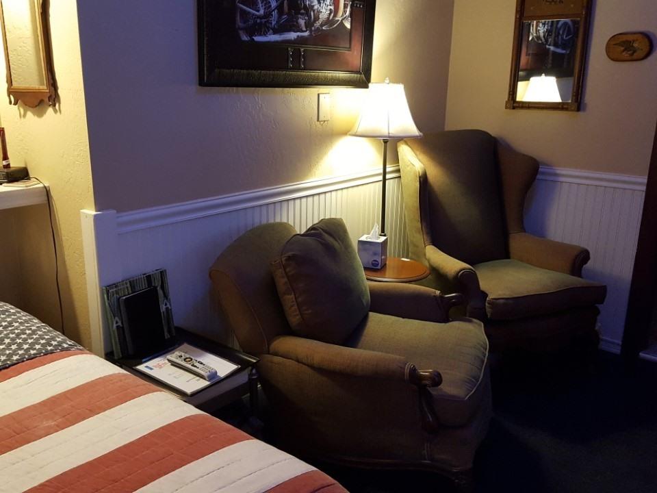Americana-Double room-Ensuite-Standard-Garden View