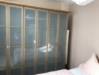 Doppelzimmer-Einfach-Externes-Badezimmer