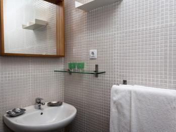 Baño Habitación Doble Estandar