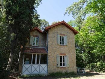 Appartement-Villa-Douche-Vue sur Jardin-Le Pavillon de Chasse - Tarif de base