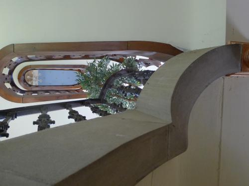 Le grand escalier Le grand escalier