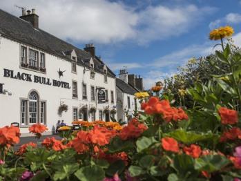 Black Bull Hotel - Exterior